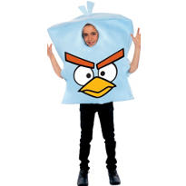 Boys Ice Bomb Costume - Angry Birds