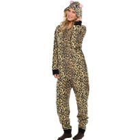 Leopard One Piece Costume