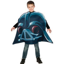 Boys Darth Vader Pig Angry Birds Star Wars Costume