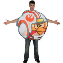 Adult X-Wing Pilot Angry Birds Star Wars Costume