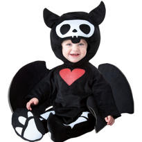 Baby Diego the Bat Costume - Skelanimals