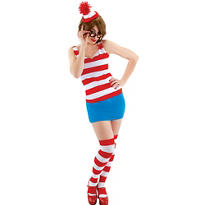 Adult Where's Wenda Costume