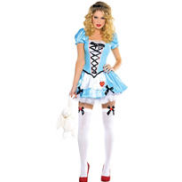 Adult Wonderful Alice Costume