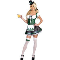 Adult Lady Luck Costume