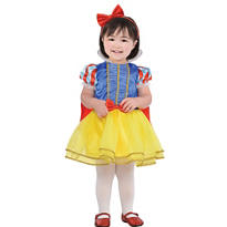 Baby Girls Classic Little Snow White Costume