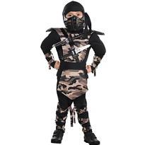 Boys Combat Ninja Costume