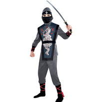 Boys Death Ninja Costume