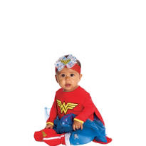Baby Tutu Wonder Woman Costume