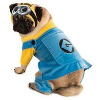 Minion Dog Costume - Despicable Me