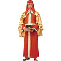 Adult Gaspar of India Costume - Three Wise Men
