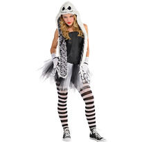 Adult Flirty Jack Skellington Costume - The Nightmare Before Christmas