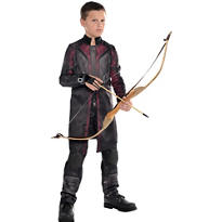 Boys Hawkeye Costume - Avengers: Age of Ultron