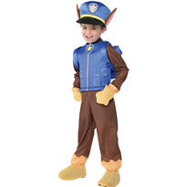 Toddler Boys Chase Costume - PAW Patrol