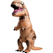 Adult Inflatable T-Rex Dinosaur Costume - Jurassic World