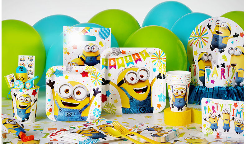 Boys' Birthday Party Supplies