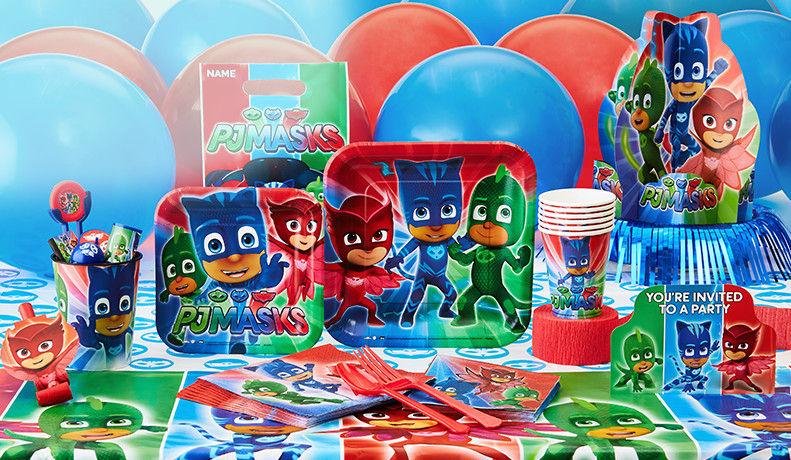 Boys' Birthday Party Supplies