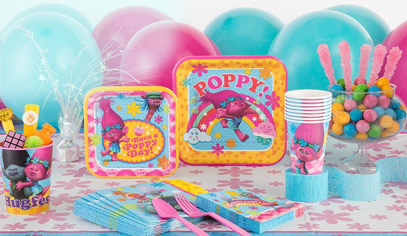 Girls' Birthday Party Supplies