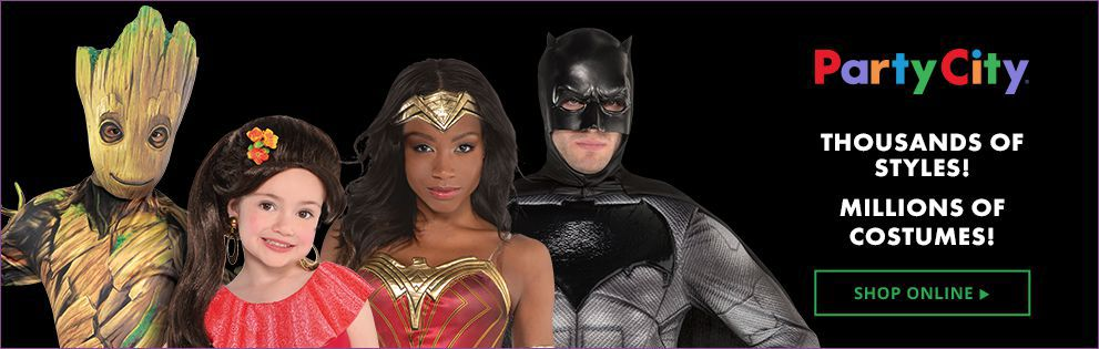 Party City -- Thousands of Styles! Millions of Costumes! Shop Online