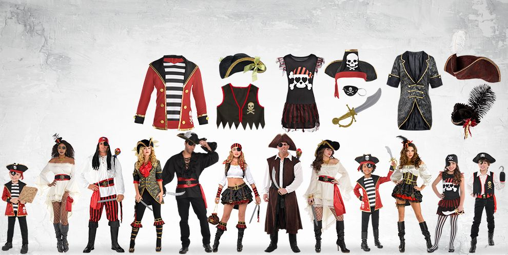 Shop Pirate Accessories