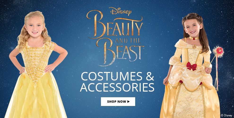 Beauty and the Beast Costumes & Accessories