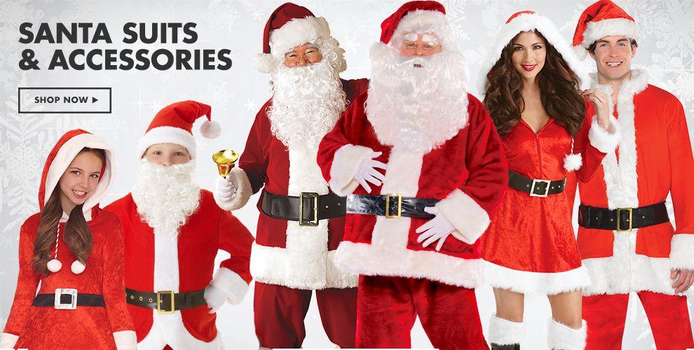 Santa Suits & Accessories