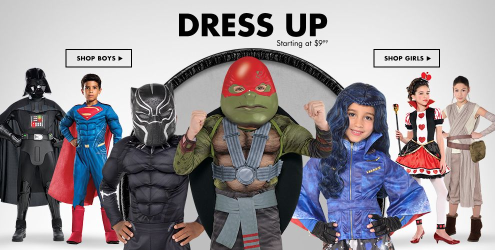 Costumes Dress Up