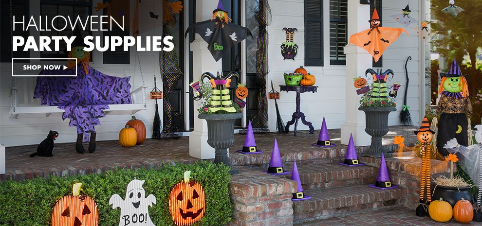 Halloween Decorations & Supplies
