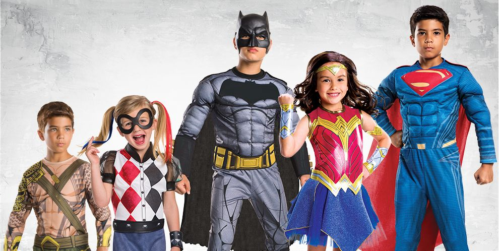 Superhero Costumes & Accessories