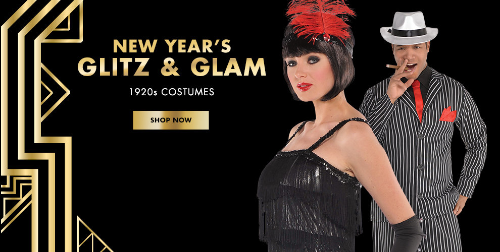 1920's Costumes & Accessories Shop Now