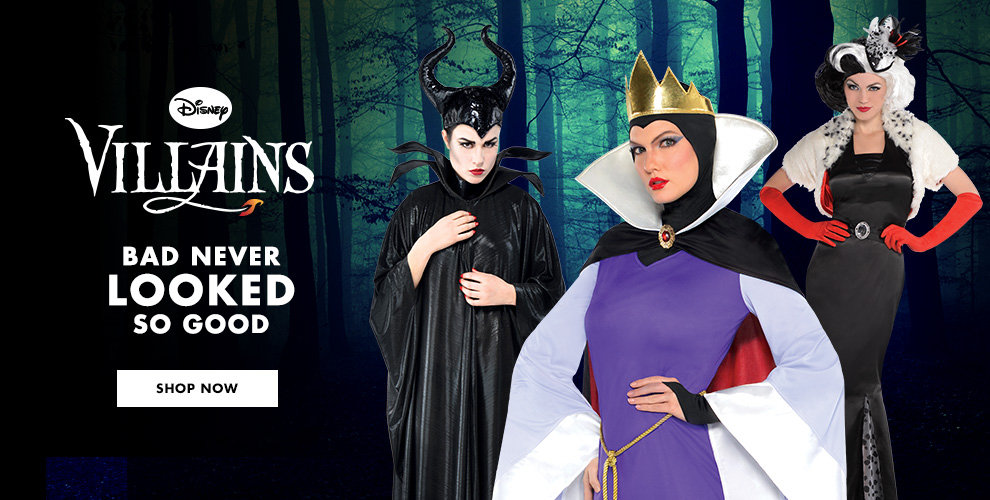 Storybook Villain Costumes Bad Never Looked So Good Shop Now