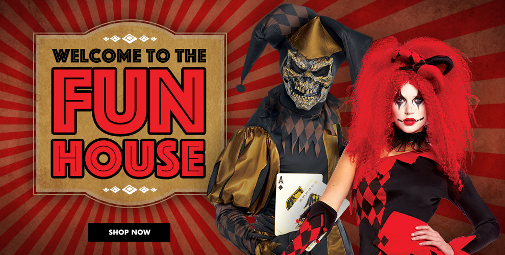 Circus Costumes Shop Now