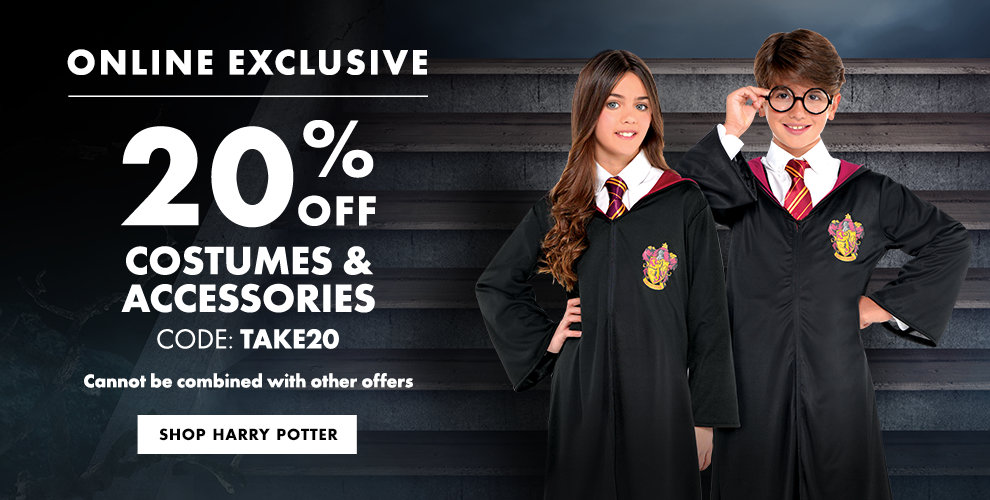 Gryffindor Robe - Harry Potter | Party City