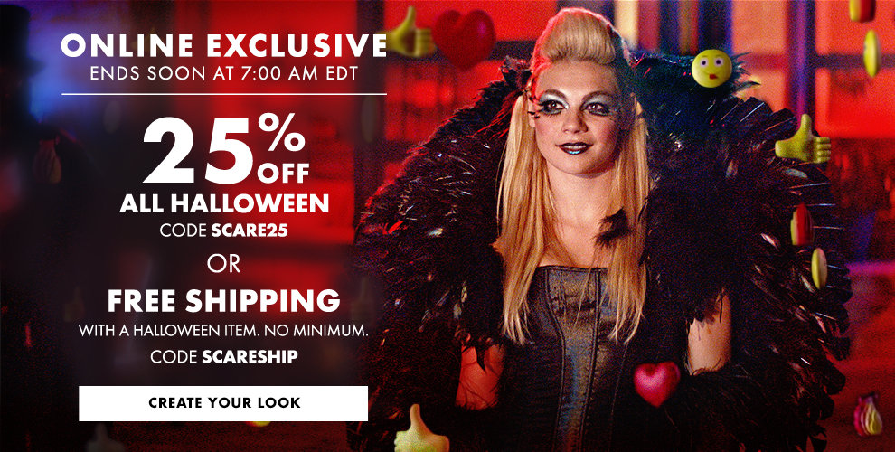 Own The Night Create Your Costume: Womens Bugs, Animals Shop Now