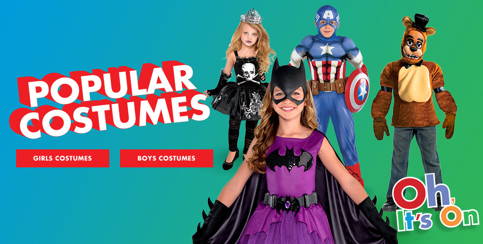 Halloween Costumes for Kids & Adults - Canada Costumes ...