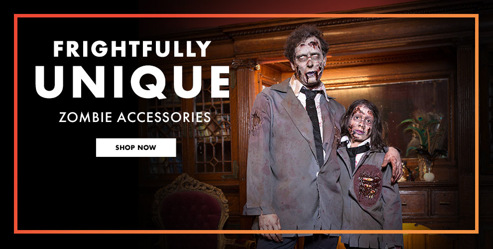 Zombie Halloween Costume Accessories Shop Now