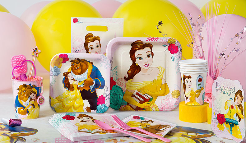 Disney Beauty & the Beast Party Supplies