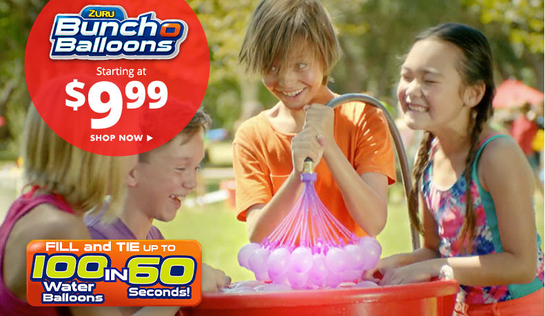 Bunch O Balloons - Starting at $9.99