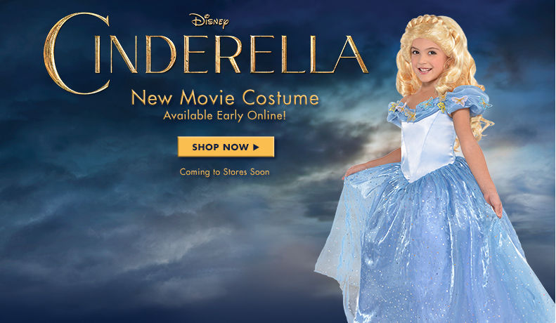 Cinderella Movie Costume
