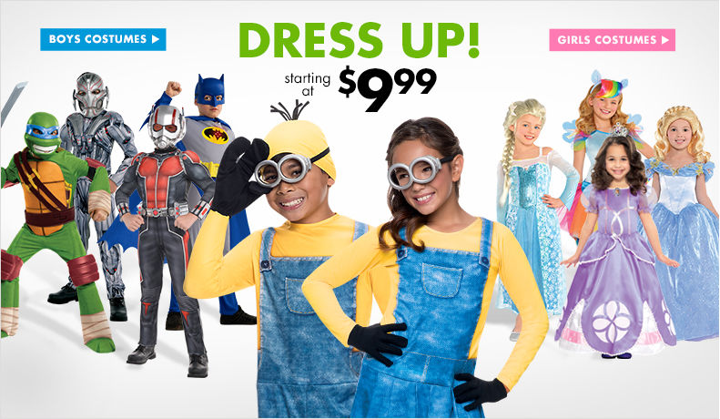 Dress Up Costumes