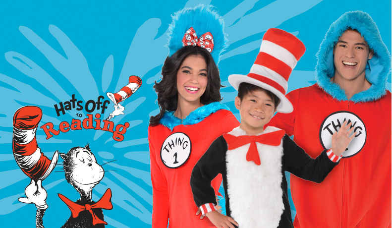 Dr. Seuss Theme party