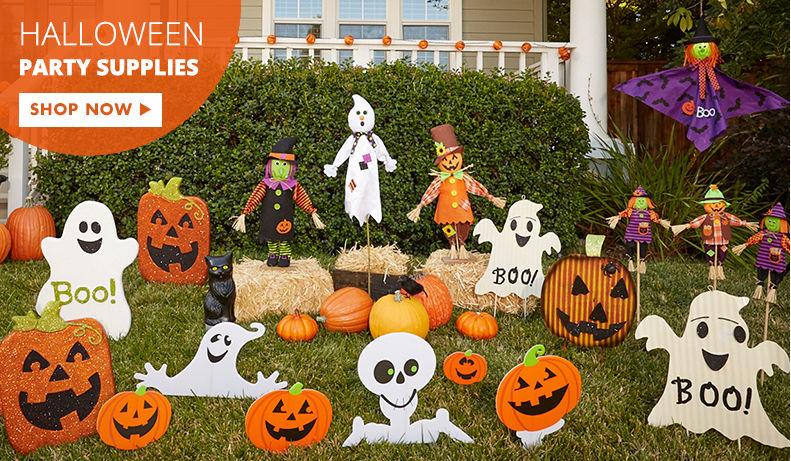 Halloween Decorations & Supplies
