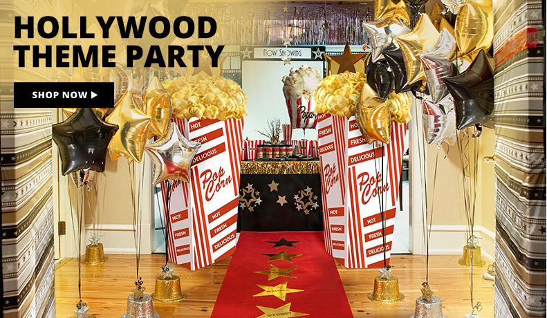 Hollywood Theme Party Decorations Party Shop Now