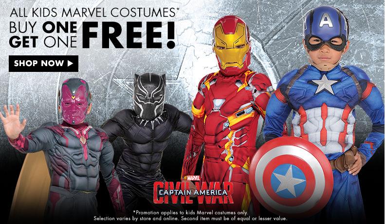 Shop Halloween Costumes