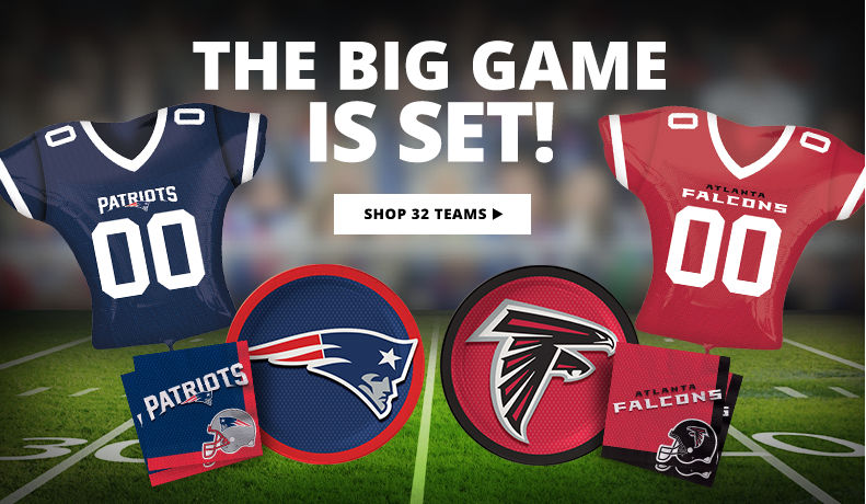 Gear Up for Championship Weekend! Shop 32 Teams