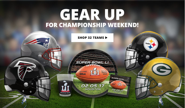 Gear Up for NFL Shop 32 Teams