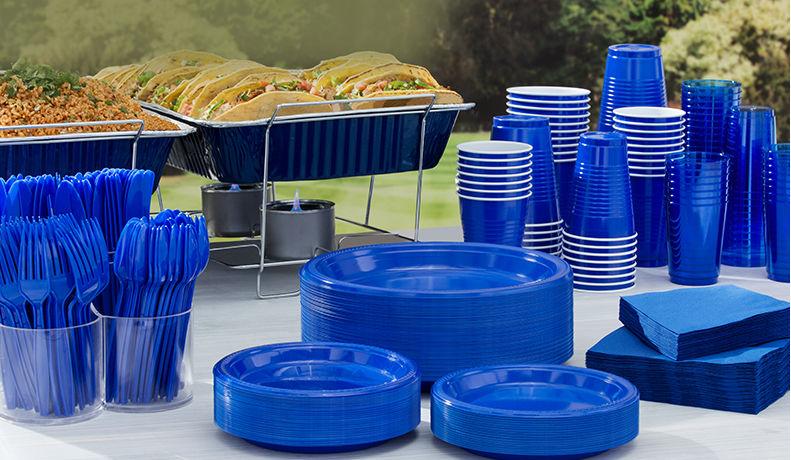 Tableware in 21 Colors