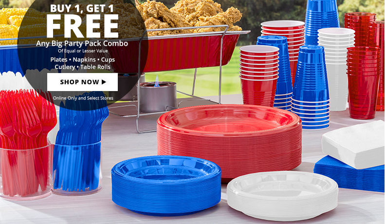 Buy 1 Get 1 Free Tableware Shop Now