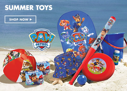 Licensed Summer Toys