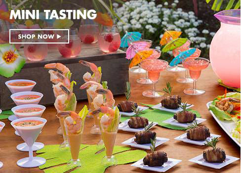Luau Mini Tasting Party