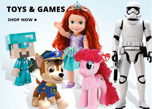 Shop Now Toys & Games